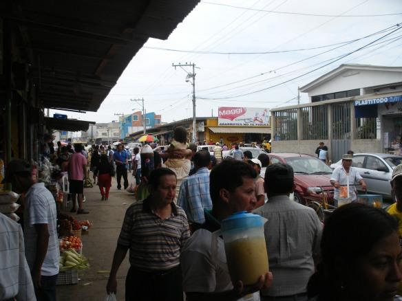 La Libratad Market Area