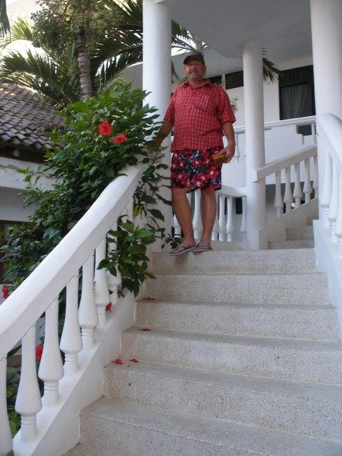 Hotel Pacifico, Puerto Lopez