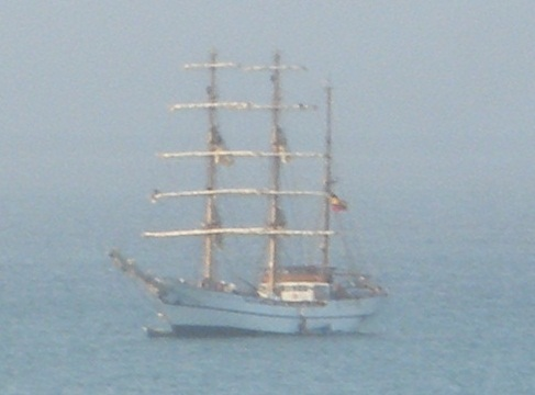 Guayas anchored in Salinas July 19, 2010