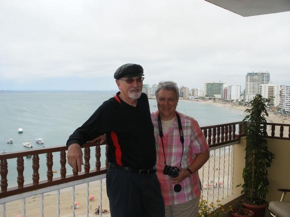 Chuck & Nancy Watson, August 16, 2010