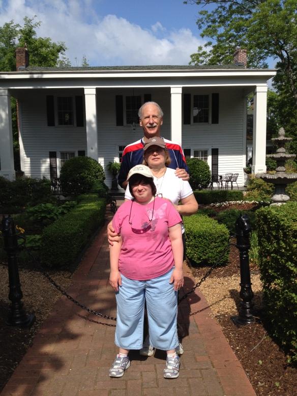 Lori Ann w Peter and Janice