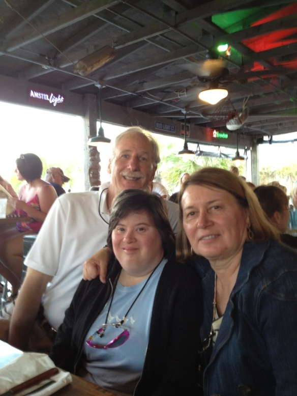 Lori, Janice & Peter